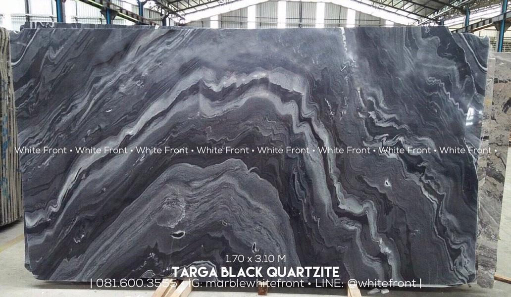 Targa Black Quartzite